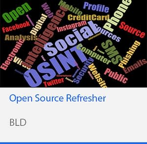 Open Source Refresher