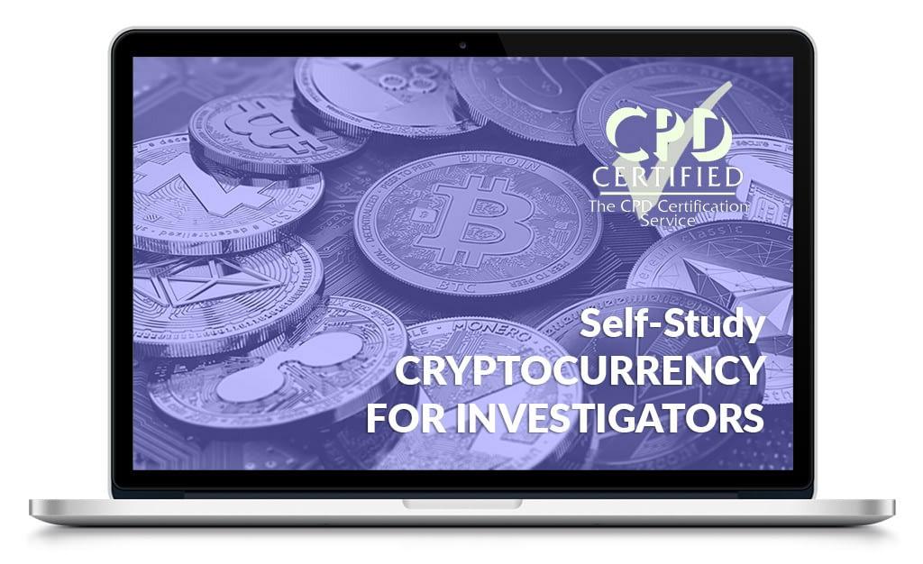 Self-study Cryptocurrency for Investigators