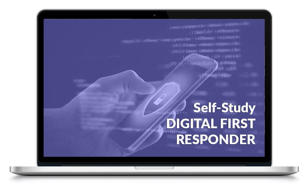 Self-Study Digital First Responder