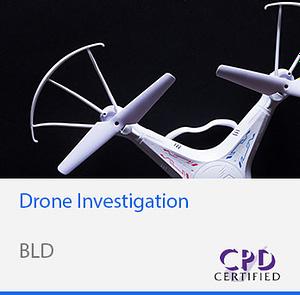 Drone Investigation CPD