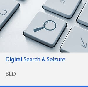 Digital Search & Seizure
