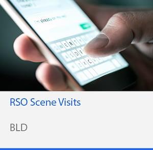 RSO Scene Visits