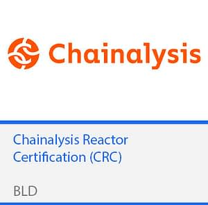 Chainalysis Reactor Certification CRC