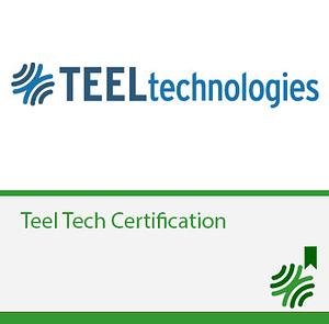 Teel Tech Certification