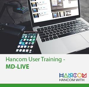 Hancom User Training - MD-LIVE