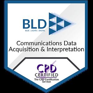 Communications-Data Tab
