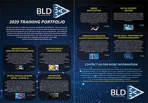 2020 Training Portfolio thumbnail