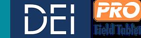 ADF DEI PRO Field Tablet logo