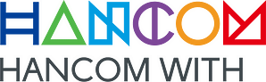 Hancom WITH GMD HancomWITH HancomGMD logo